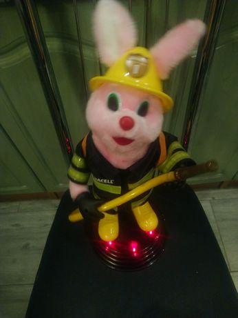 Okazja !!!Zabawka Duracell Krulik BunnyStrażak