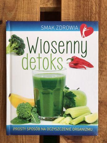 """Nowa Książka """"Wiosenny detoks"""""""