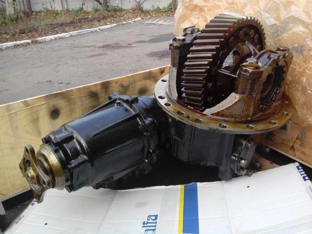 КАМАЗовский самосвал средний редуктор 49 зуб.