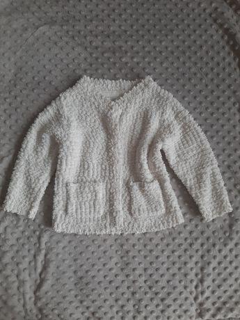 Pepco sweter rozpinany r. 92 sweterek