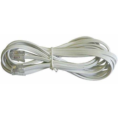Кабель ADSL RJ-11 6P4C Phone Cable телефонный 5 метров.