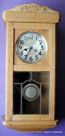Stary zegar nr 15 Junghans