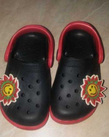 Кроксы 20-21р crocs