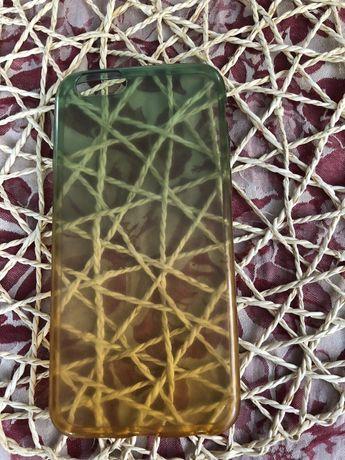 Obudowa/ case na iPhone 6/6s - silikonowa OMBRE