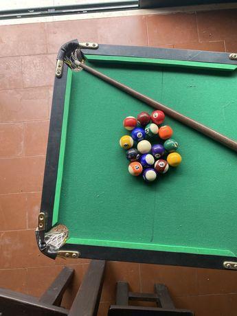 Mini Mesa De Snooker