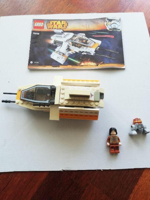 Lego Star wars 75048 Phantom Warszawa - image 1