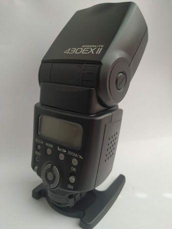 Lampa błyskowa Canon Speedlite 430EX II - stan idealny