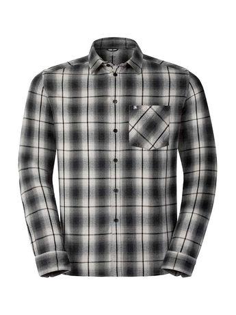 """Koszula funkcyjna  ODLO """"Logger"""" w kolorze czarno-szarym rozmiar XL"""