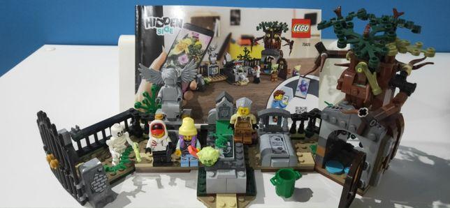 Lego Hidden Side 70420