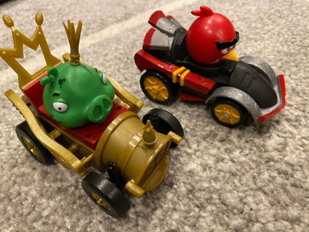 Машинки Angry Birds интерактивные. ОРИГИНАЛ