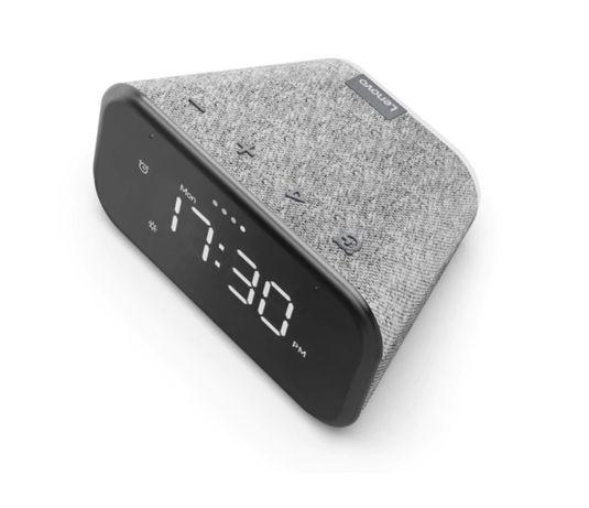Lenovo Smart Clock Essential com Assistente Google - NOVO