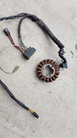 Stator alternator uzwojenie Polaris Predator 500 Dinli 450 Adly