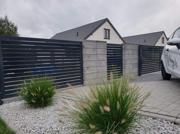 Pustak bloczek ogrodzeniowy KOST-BET Royal 50x20x20 cm ogrodzenie