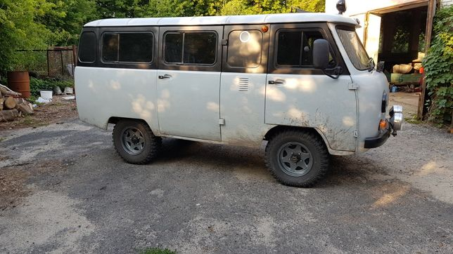 """Продам УАЗ 452 """"Буханка"""", реальний торг"""