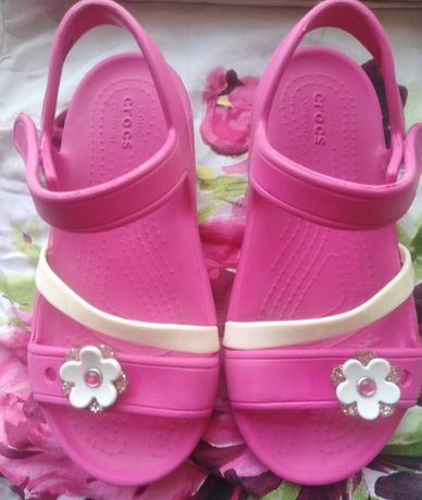 Crocs c11 сандали