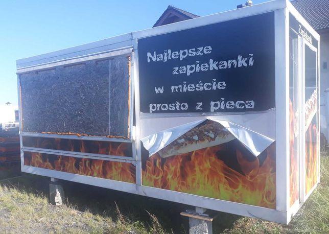 Przyczepa gastronomiczna Okazja! Super cena! 9 900 zł