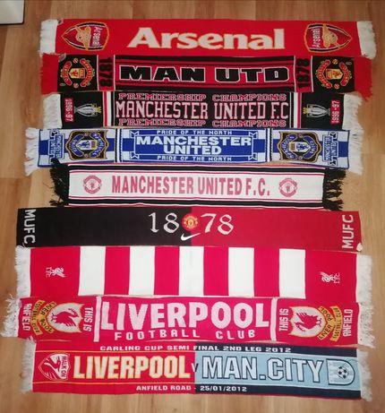 Szal Szalik Arsenal, Manchester, Liverpool