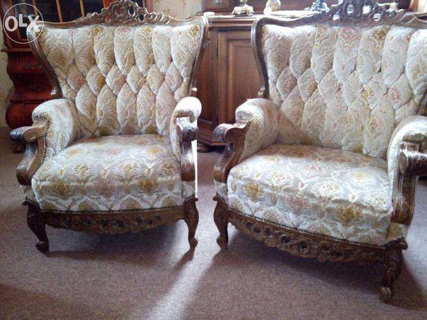Fotele ludwikowskie