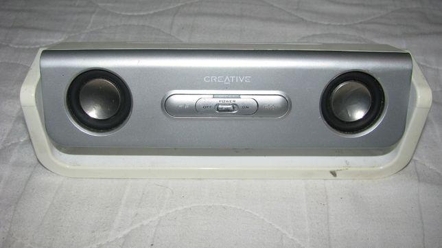 Głośnik przenośny Creative Travel Sound 250 AUX 4xAAA