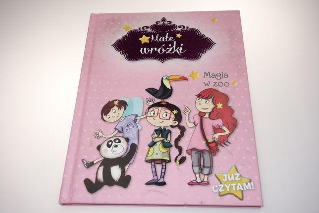 Małe wróżki Magia ZOO Już czytam