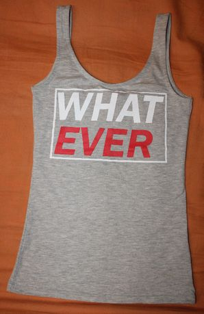 koszulka,bluzka rozm xs, ramiączka,szary H&M