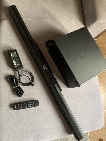 Soundbar 3.1 Philips HTL2183B z Dolby Digital + odtwarzacz DVD i płyty