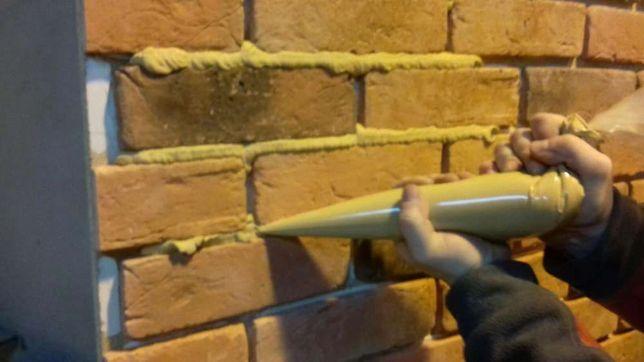 Rekawy do fugowania cegły fugownice