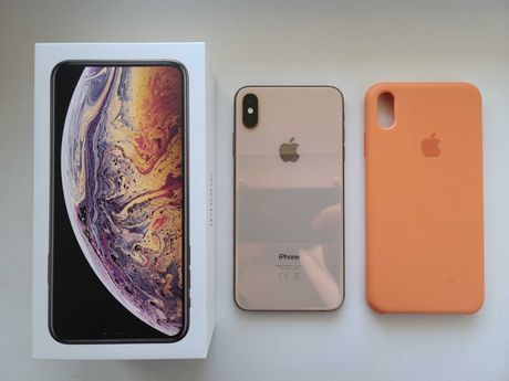iPhone XS Max 512GB Gold Oficial