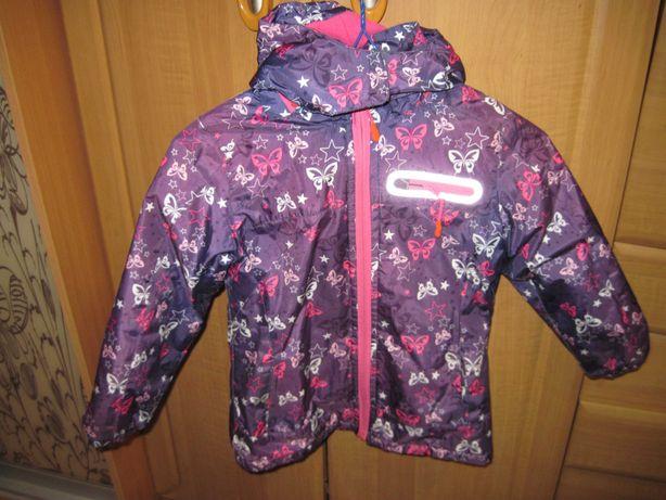Продам ветровку фирмы XU wear  на возраст 6-7 лет .