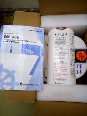 Спутниковый аварийный радио буй (АРБ) SEP-406