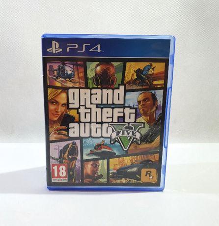 Gra GTA V PS4, Lombard Jasło Czackiego