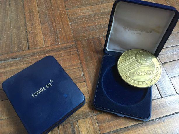 Mundial 82 - Medalha