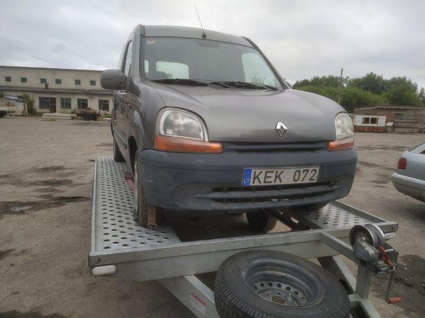 Renault Kengoo 1.9DCI по запчастинах