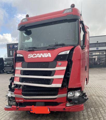 Scania S450 Bogate wyposażenie serwisowana POLSKA