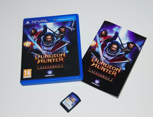 GRA na konsole SONY PS Vita : Dungeon HUNTER ALLIANCE Super OKAZJA !