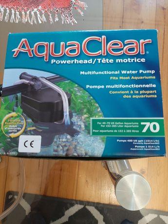 Pompa Clear 70 pawerhead filtr pompa do akwarium