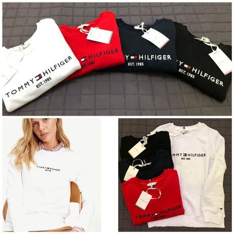 Nowy model bluza damska Tommy Hilfiger Xs-L