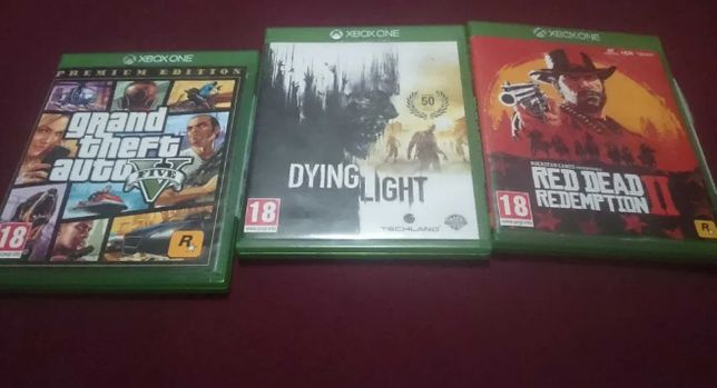 Gra xbox one Dying light pl.