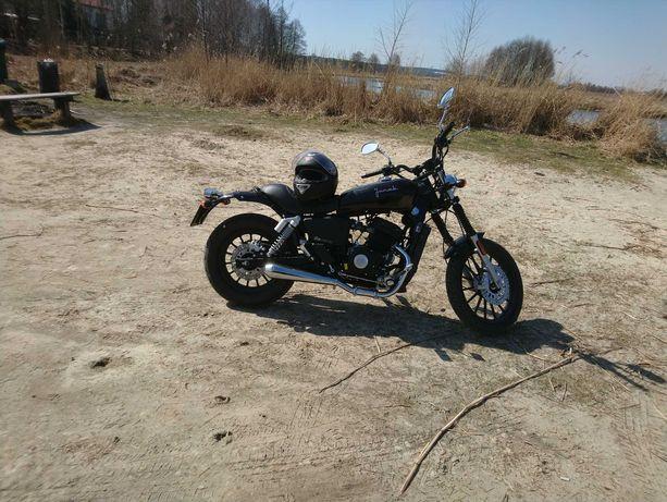 Motocykl Junak M11 125cc