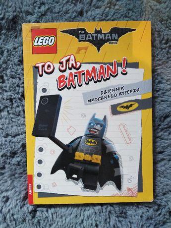 Lego Batman Dziennik Mrocznego Rycerza