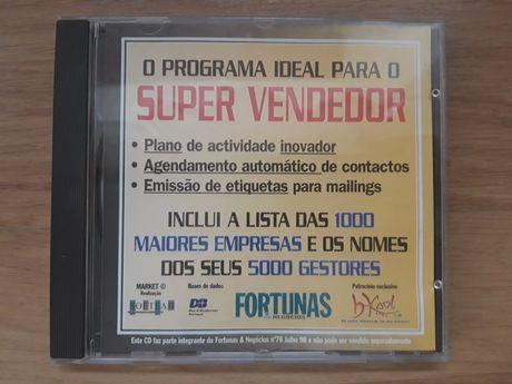 O Programa Ideal para o SUPER VENDEDOR (CD-ROM)