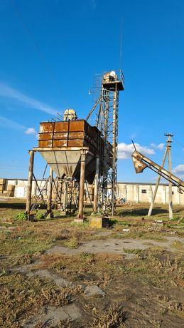 Зерноочистительный комплекс ЗАВ