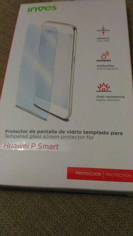 Protector de ecrã Huawei P Smart
