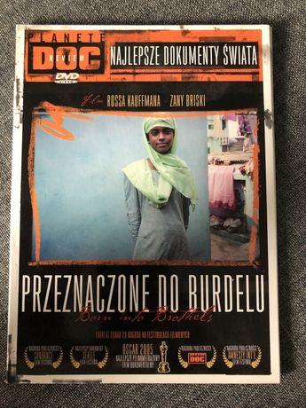 DVD Najlepsze dokumenty swiata: Przeznaczone do burdelu