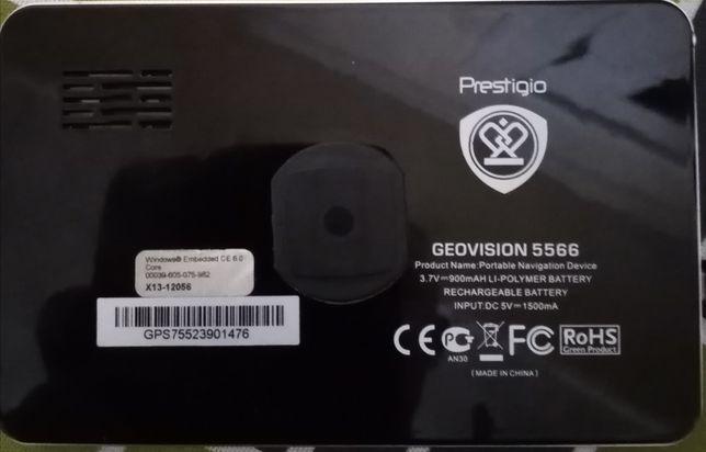 Prestigio. GEOVISION5566.