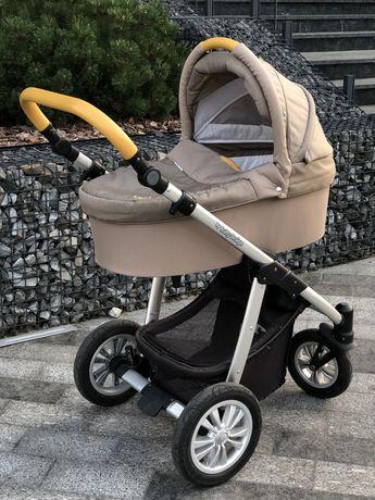 Детская коляска baby design 3в1