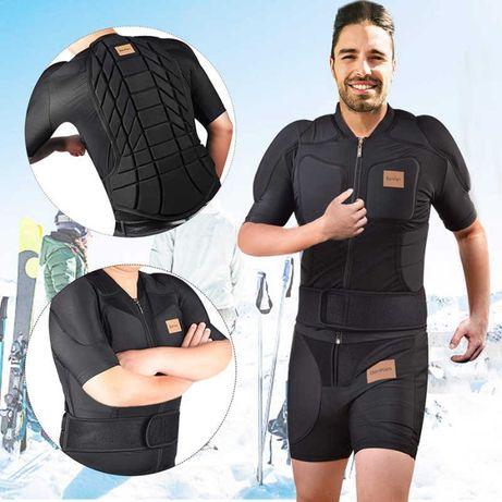 BenKen Ultra lekki ochronny strój na NARTY Anti-kolizji r.L