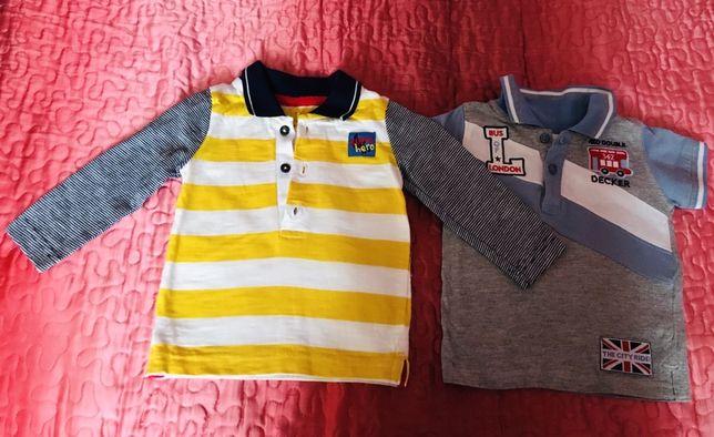 Сорочки, футболочки, 3 - 6 міс