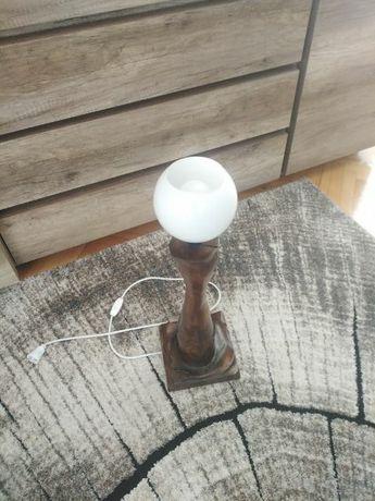 Lampa recznie zrobiona