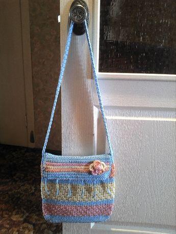 Така чудова, практична сумочка!